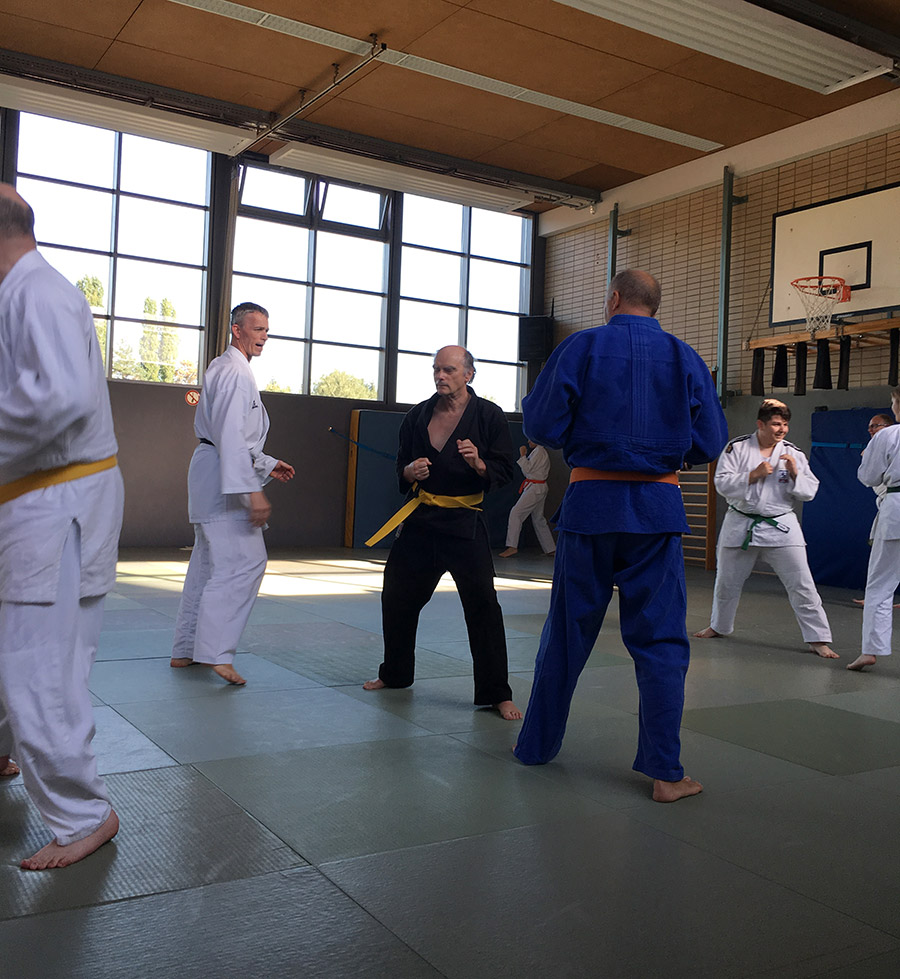 Karate mit Thomas Prediger