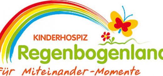 Logo Kinderhospiz Regenbogenland Düsseldorf