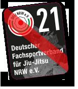 Jahressichtmarke 2021 DFJJ NRW e.V.